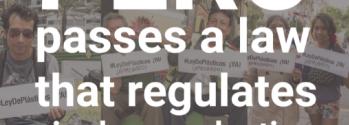 Plastics ban Peru